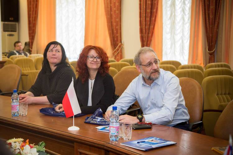 В БГУИР состоялась встреча консорциума по Erasmus+, проекту IESED