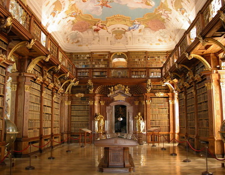 виртуальна библиотека: